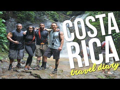 Costa Rica Vlog | Travel Diary 2017