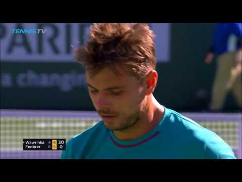 Wawrinka TOP 50 backhand.