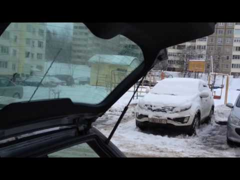 Новые амортизаторы багажника Audi A4 b5