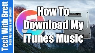 Gambar cover How to Download iTunes Music Library to Mac or Windows | Apple 101