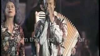 The Tide is Turning- Roger Water. Live in Berlin 1990.(Lyrics ON SCREEN)