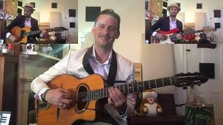 Russell Welch Quarantined Gypsy Jazz Happy Hour 4/6/20