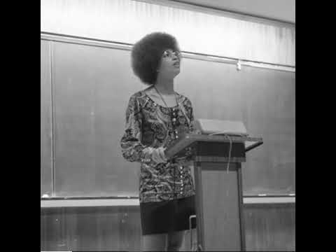 Angela Davis - Age of Revolution: Agenda for the World (1973)