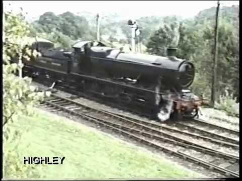 Preserved Great Western Railway  Locomotives