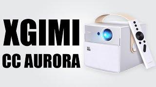 XGIMI CC Aurora Mini Portable Projector LED 1080P Full HD