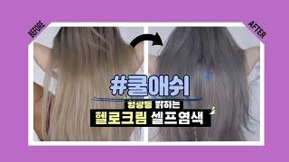 [광고](쿨톤 필독)  블랙핑크 미쟝센 헬로크림 역대.…