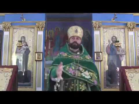 Anul Nou bisericesc în s.Chetriș, r.Fălești