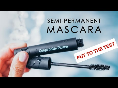 Testing Worlds 1st Semi-Permanent Mascara | Shonagh Scott