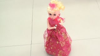 Singing Dancing Doll unboxing and playing - Toys for Kids
