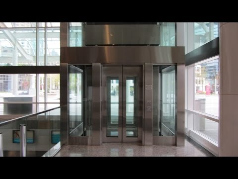 Kone Hydraulic Elevator #34 @ Vancouver Convention Center (East - Canada Place), Vancouver B.C.