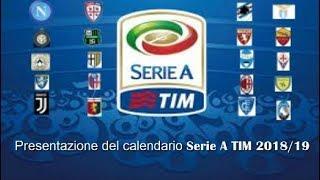 Il calendario della Serie A 2018/2019: si gioca anche a Natale