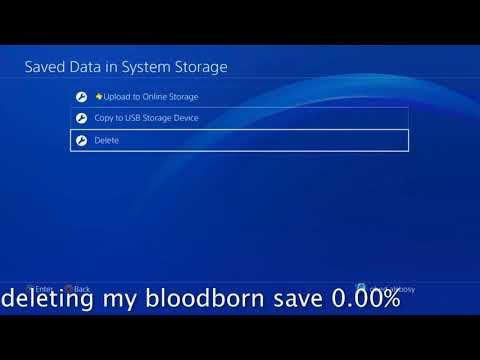 PS4 How to use save wizard *modded game saves*