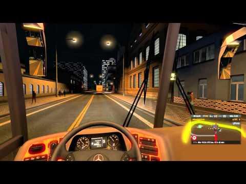 Matelandia - Joacaba [Brazil] -- Capítulo 6 -- EAA Bus Mod -- Serie Euro Truck Simulator 2 - [1/2]