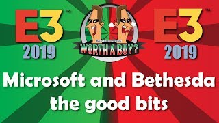 Microsoft and Bethesda - The Good Bits