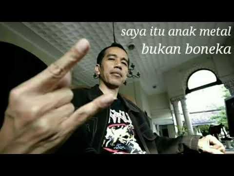 Nebucard Nezar - Pak Jokowi Aja Kaya Kue