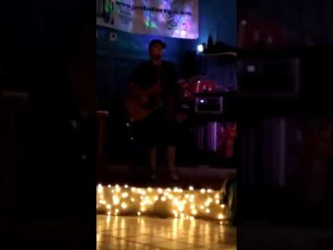 Nashville scene by Tony Stampley and covered by Jeremy Rogers at Padre Rita Grill in South padre isl