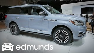 2018 Lincoln Navigator First Look Review