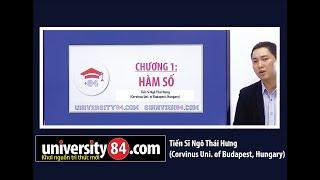 Toán Cao Cấp - C1 (FULL): Hàm Số