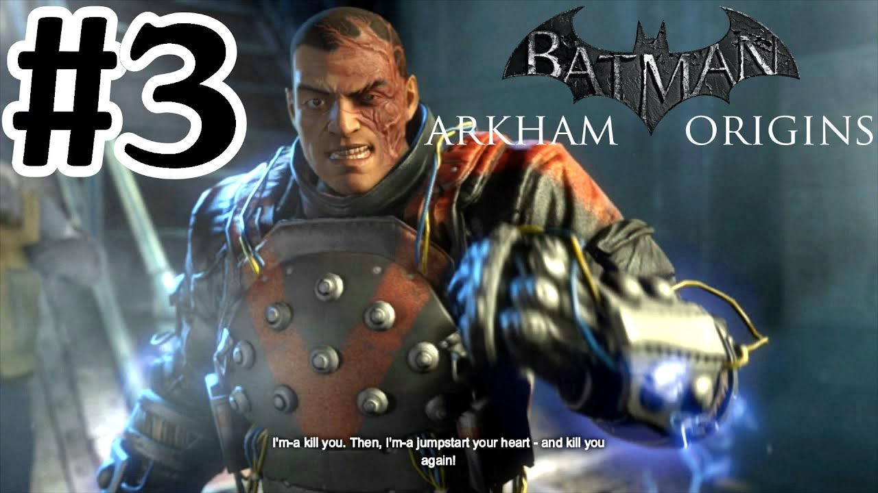how to get out of sewers arkham origins