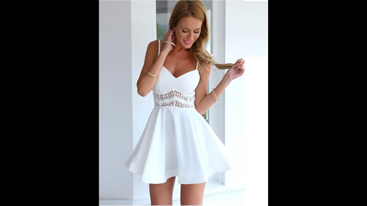Casual Sweetheart Dress