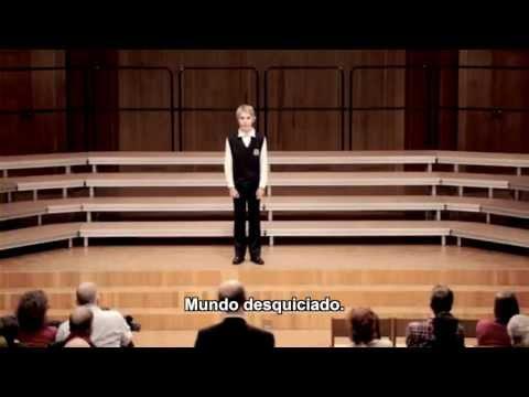 El coro de niños que dejó sin palabras al público (Subtitulado)