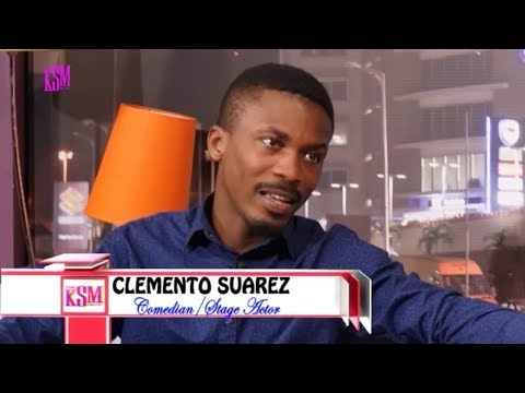 KSM Show- Clemento Suarez hanging out with KSM