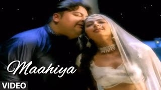 "Maahiya Full Video Song  Adnan Sami Feat. Bhumika Chawla ""Teri Kasam"""