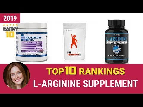 best-l-arginine-supplement-top-10-rankings,-review-2019-&-buying-guide