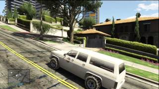 Grand Theft Auto 5 - How to get rare/hidden vehicles on GTA V
