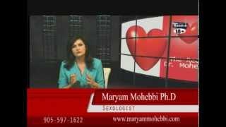 Repeat youtube video Maryam Mohebbi  سکس چقدر باید طول بکشد