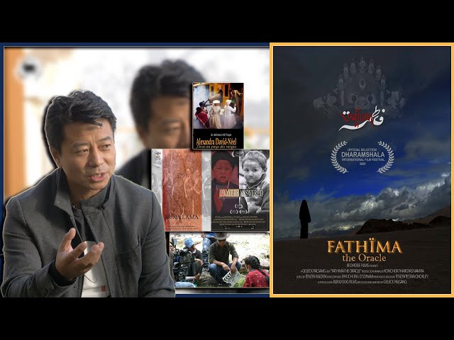 Fathima, the Oracle: In conversation with film maker Gelek Palsang