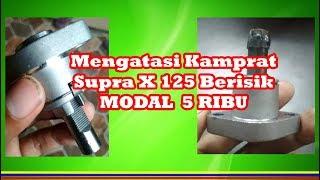 Download Video Solusi Rantai Kamprat Keteng Berisik Honda Supra X 125 FI Lama Karisma MP3 3GP MP4