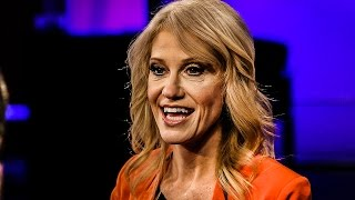 """Kellyanne Conway: My Critics Are """"Unhappy People With Poison Keyboards"""""""