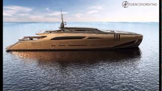 Het nieuwe Federico Fiorentino Superyacht Concept de Belafonte.