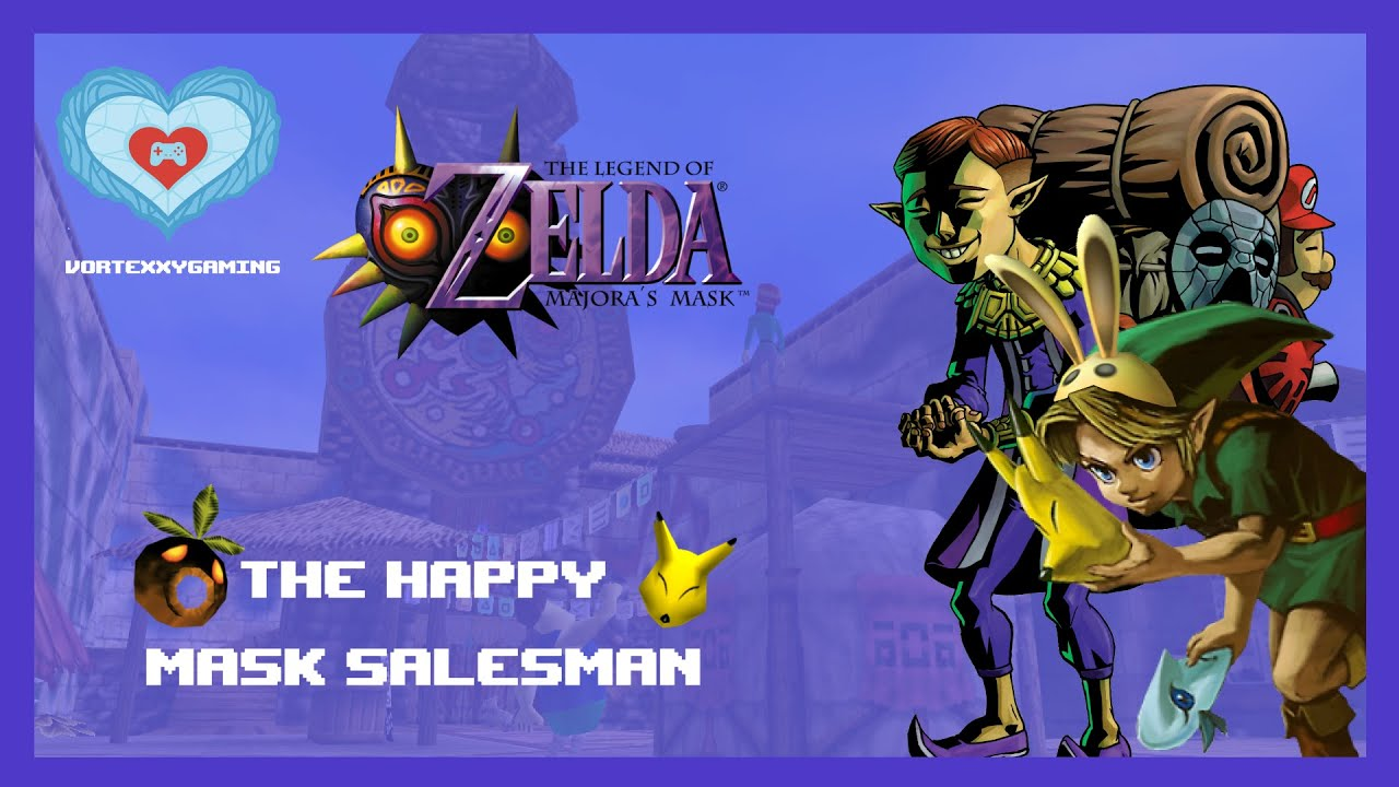 Download The Legend of Zelda Theory: The Happy Mask Salesman