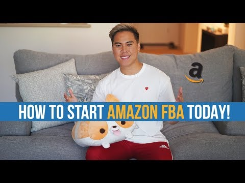 How To Start AMAZON FBA Today