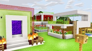 My Minecraft House is EPIC!
