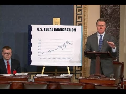 Senator David Perdue Speaks About Chain Migration On Senate Floor