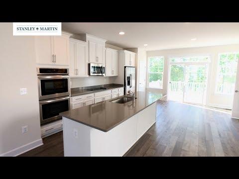 Stanley Martin Custom Homes Design Studio Overview