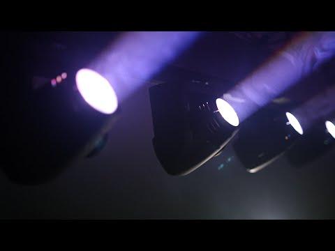 Kam KMH moving head series - stunning modular lighting effects
