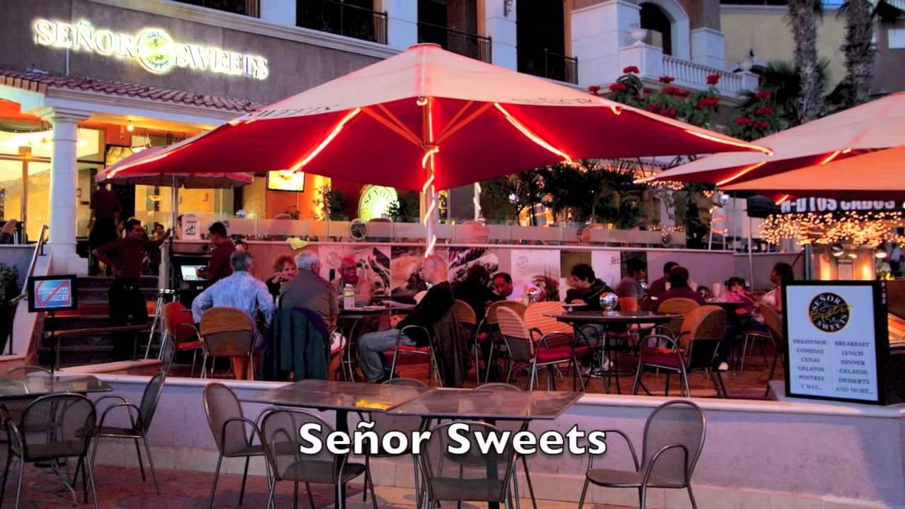 Cabo San Lucas Marina Restaurants