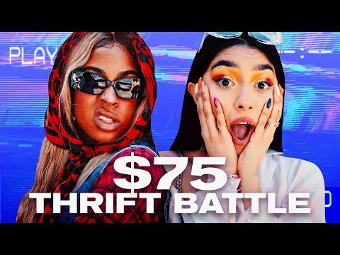 Thrifting $75 Outfits in 15 Minutes! ~ NAYVA Ep #27 ~ FASHION & BEAUTY