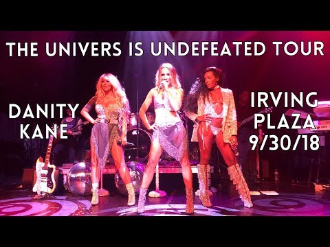 Danity Kane The Universe is Undefeated Tour | Irving Plaza