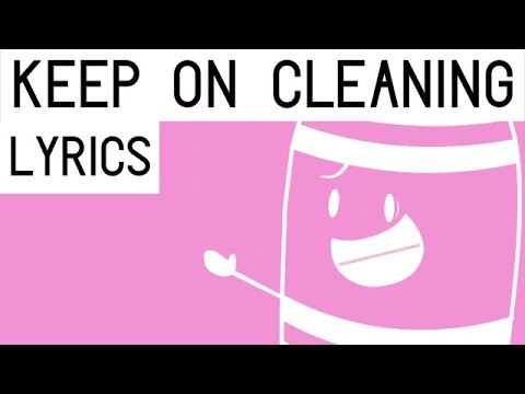 """""""Keep On Cleaning"""" - Lyric Video [Inanimate Insanity Vol. 1]"""