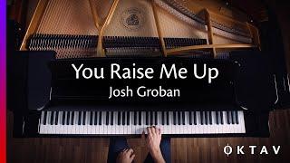 Josh Groban - You Raise Me Up (Piano Solo)