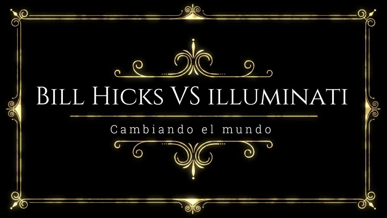 Bill Hicks vs illuminati