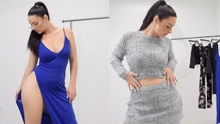 Turn Casual Into Sexy Try-On Haul | GAMISS