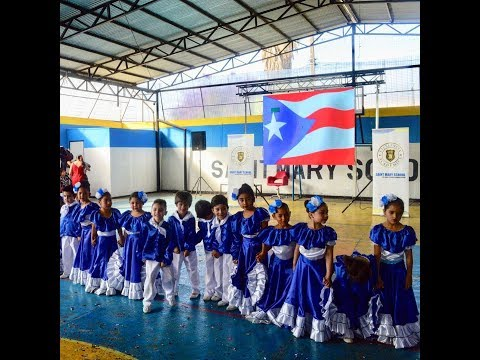 Gala Artística - Saint Mary School 2018 Video Larga duración