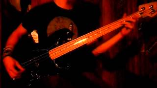 Bass cover: Suffocation - Souls To Deny