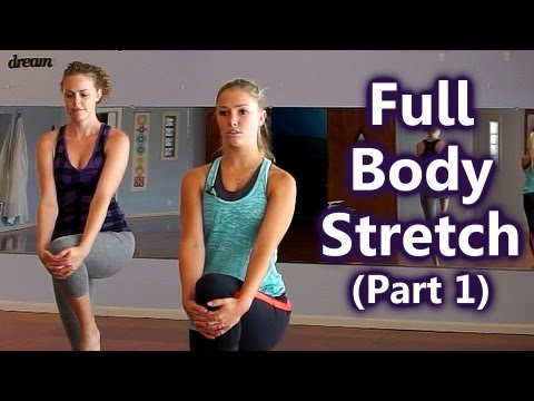 full body stretches how to stretch for beginners part 1